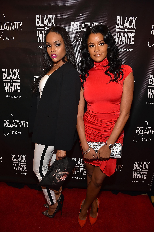 Atlanta Street Style: Black Or White Advance Screening