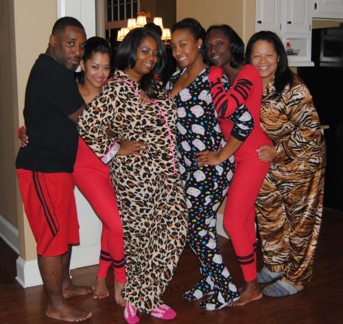 lisa wu house/slumber party