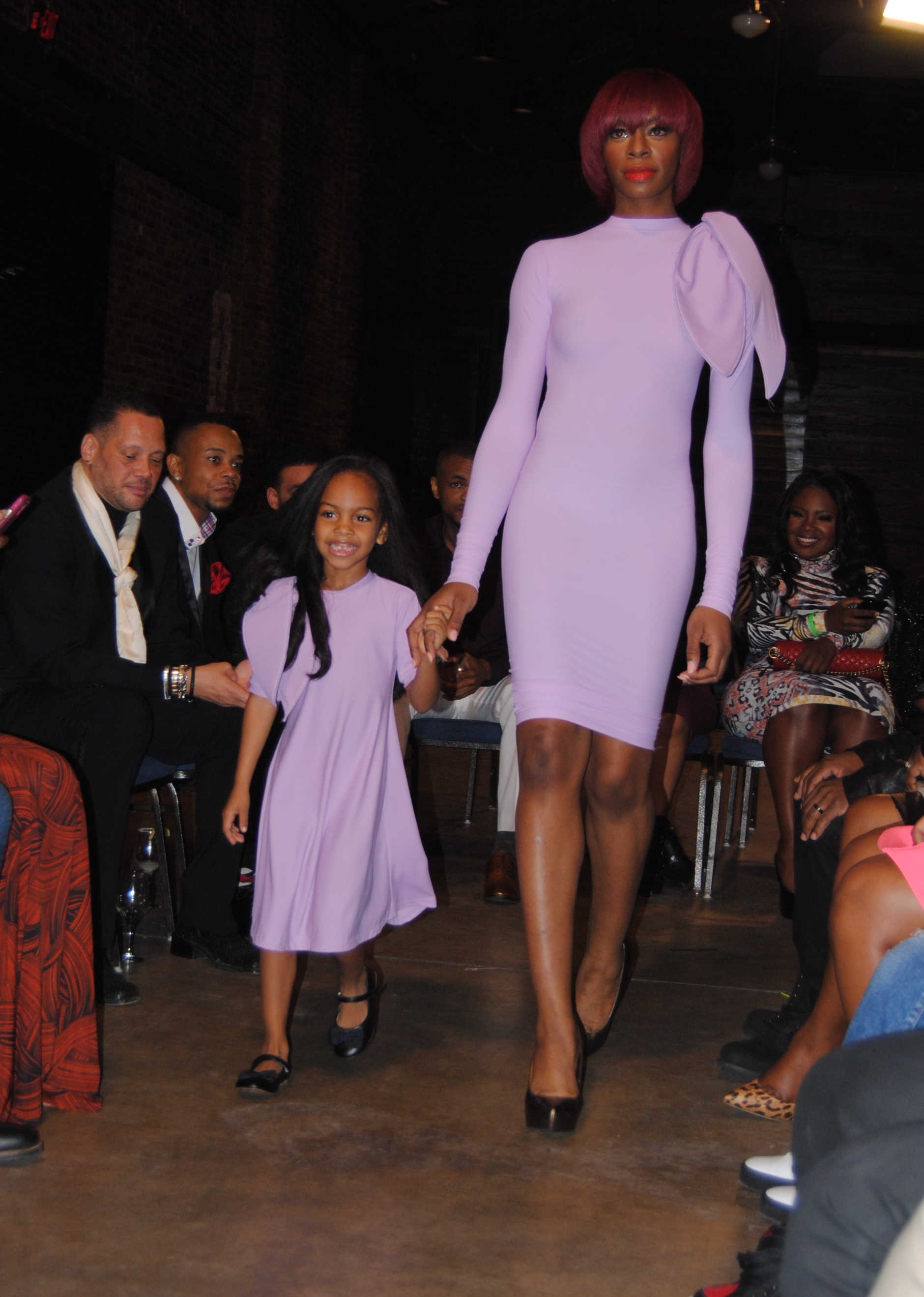Pint-Sized Fashionistas Strut Their Stuff At House of Chapple Fashion Show!