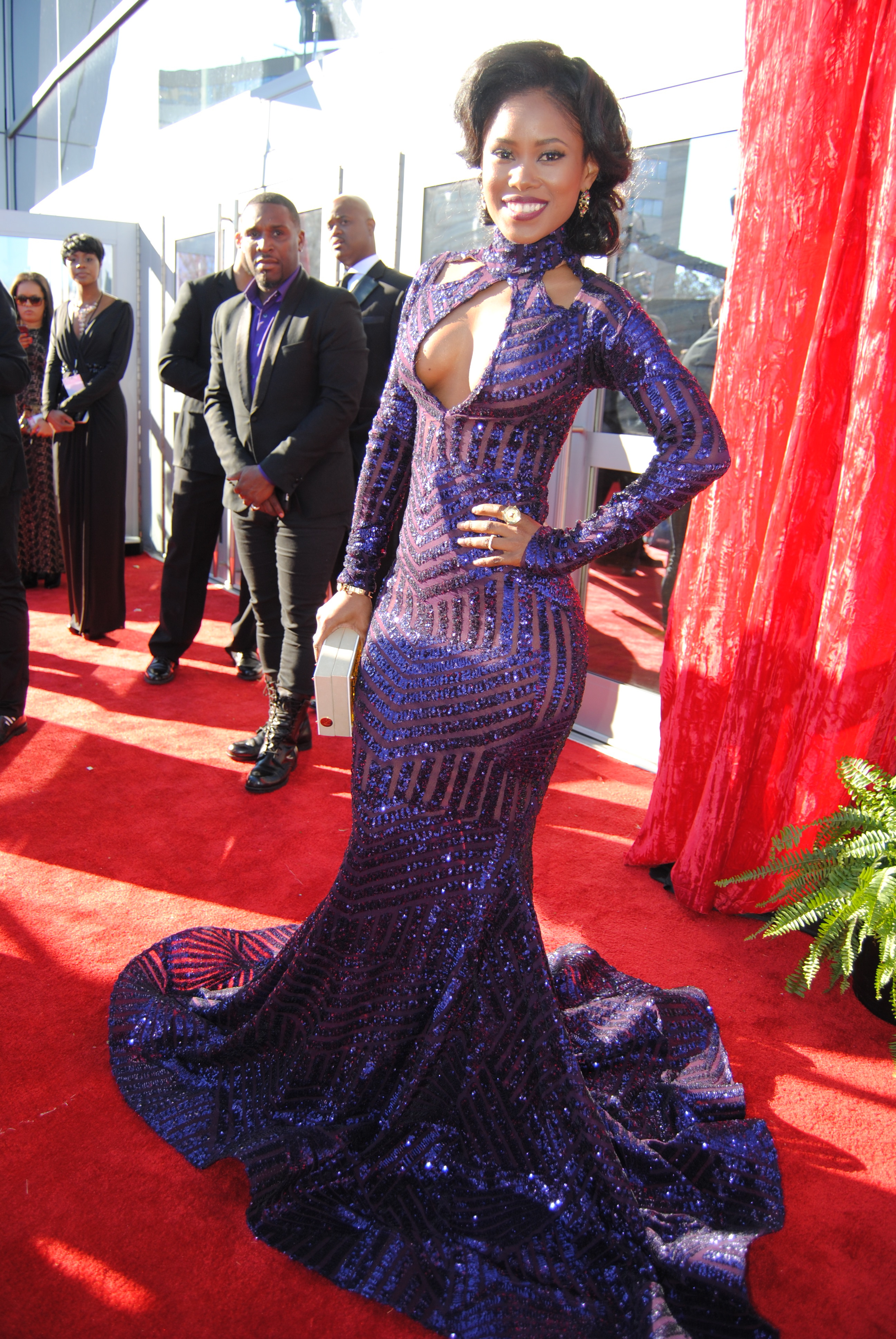 Red Carpet Arrivals: 23rd Annual Trumpet Awards