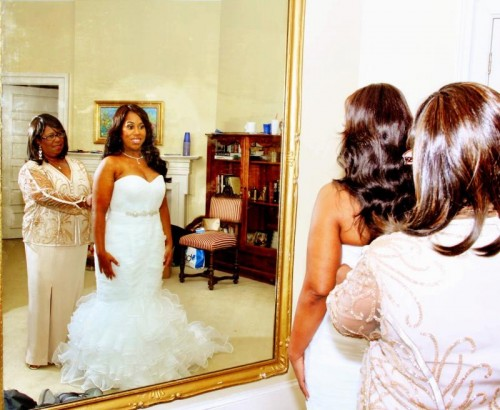 Nicole & Artis Scott III Wedding Pictures