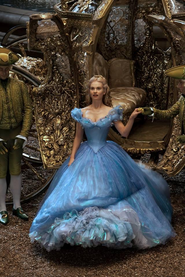 New Movie: Cinderella New Trailer Released