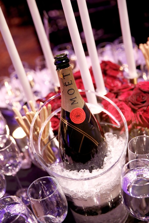 Moet & Chandon Toasts To The amfAR Gala In NYC