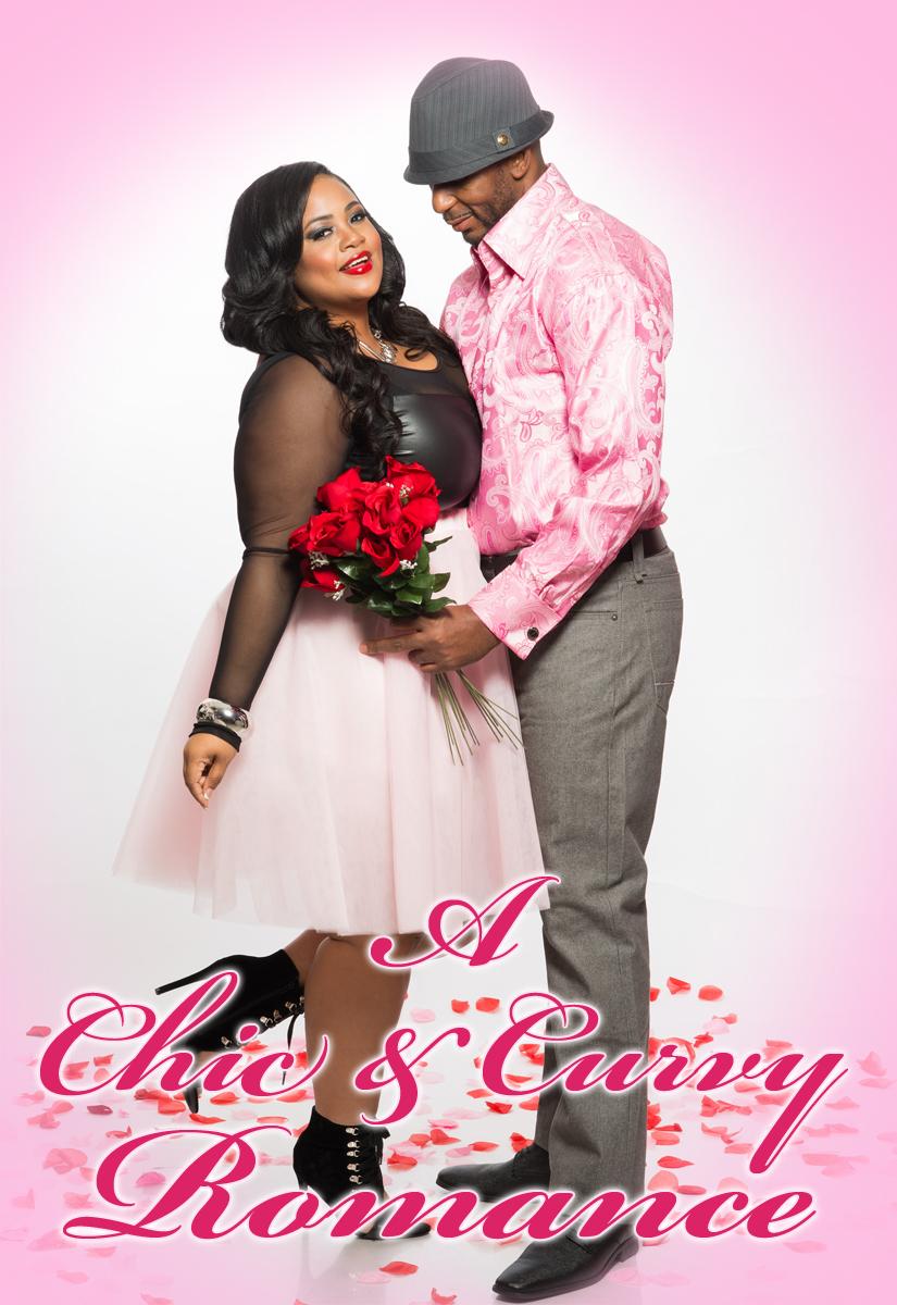 Chic & Curvy Valentine's Day Lookbook