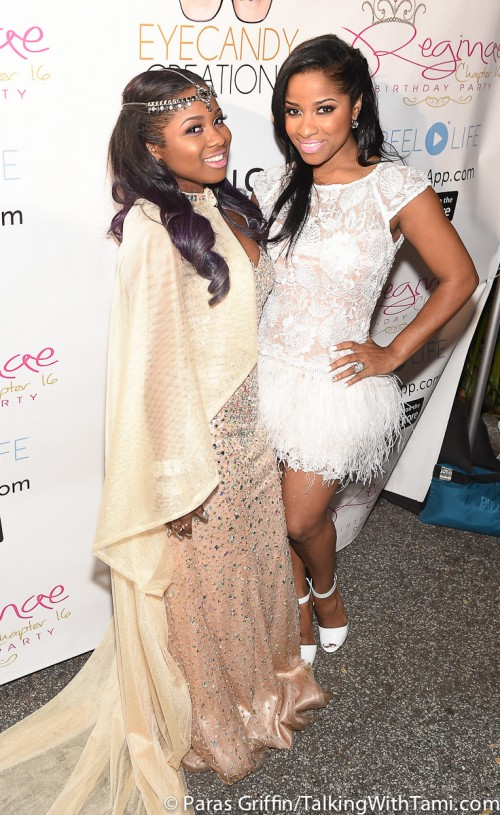 Reginae Carter's Sweet 16 Birthday Bash Set To Air On MTV!