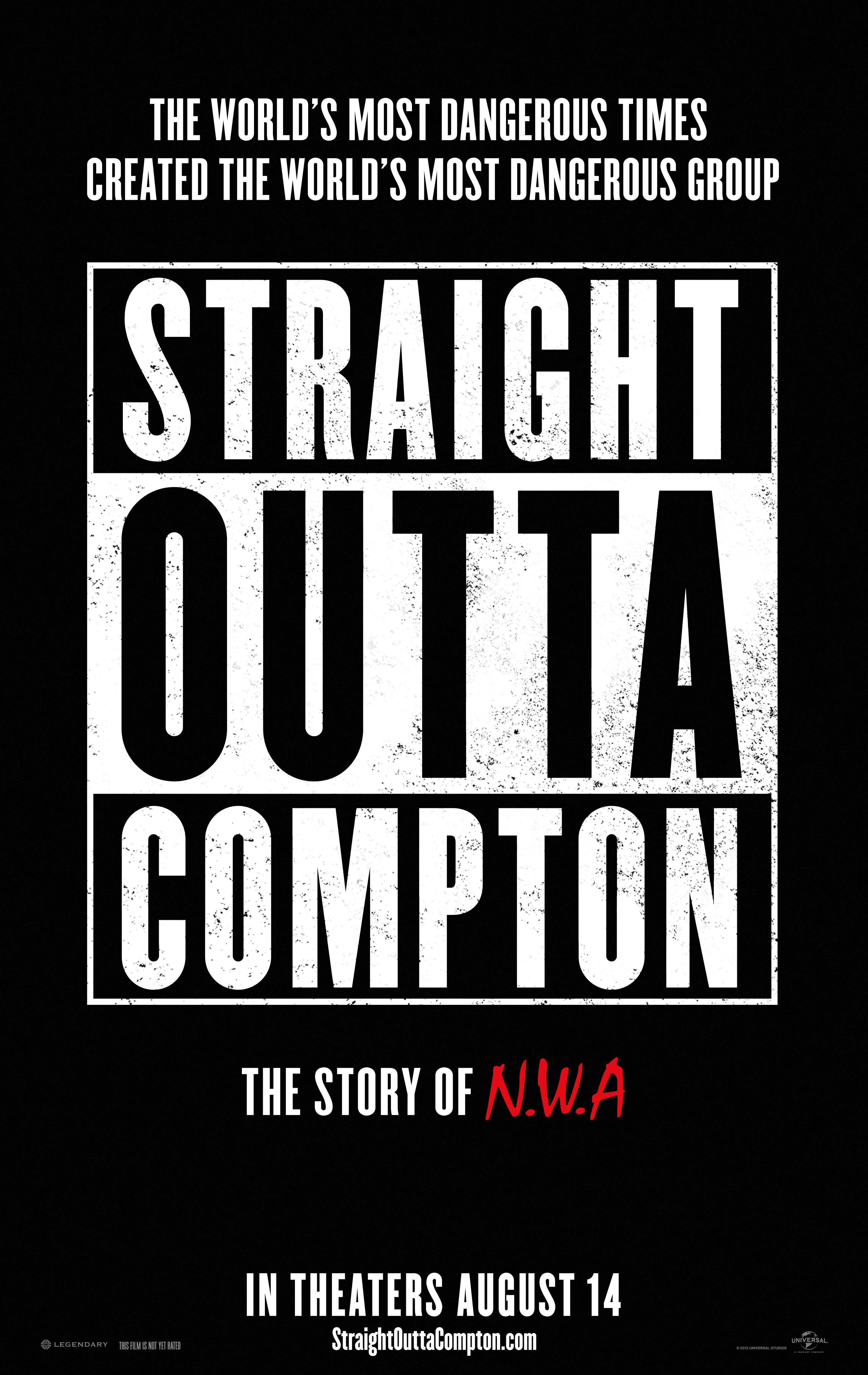 New Movie: Straight Outta Compton