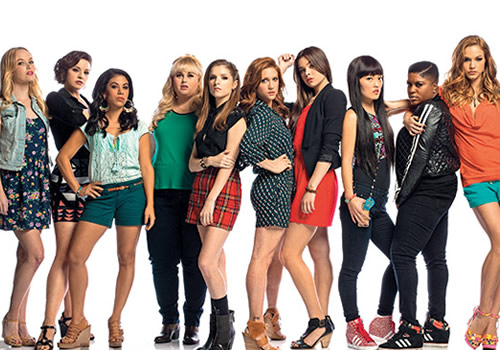 New Movie: Pitch Perfect 2
