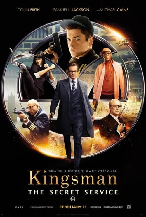 Kingsmen the secret service