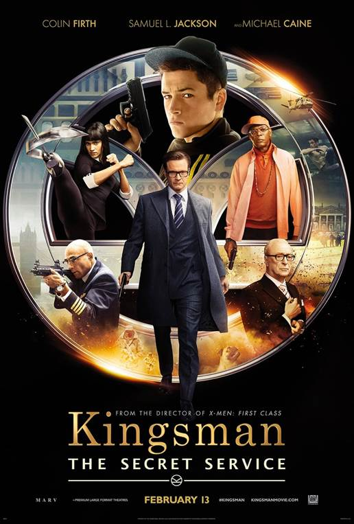 New Movie: Kingsman Th...