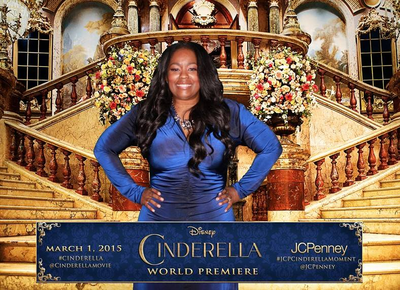 My Cinderella Premiere Red Carpet Experience #CinderellaEvent