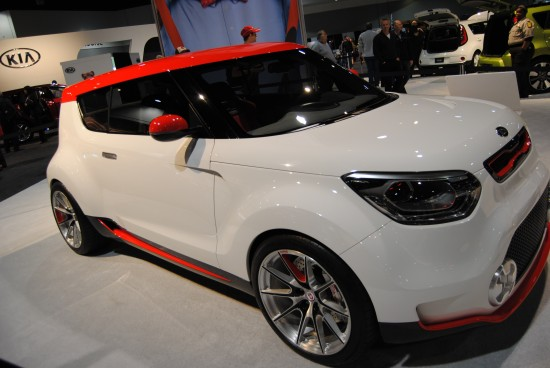 Atlanta International Auto Show 2015