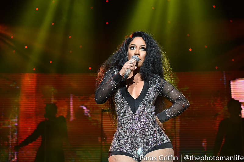 K Michelle Performs To A Sold Out Crowd In Atlanta!