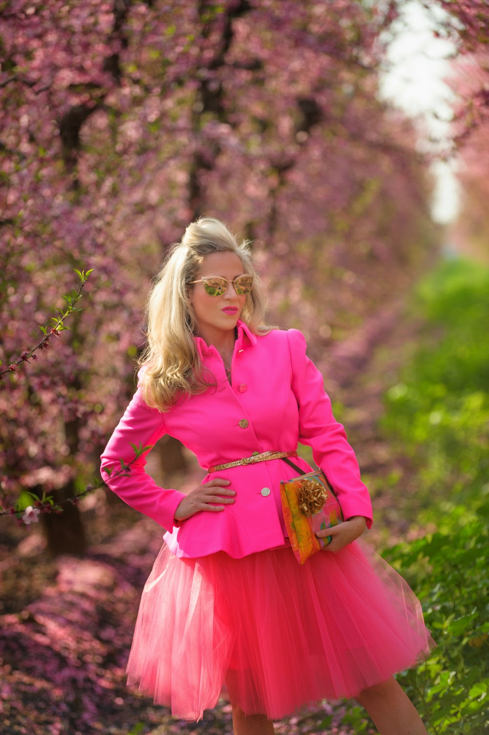 Pinktastic Saturday: Flannery Good The Fashion Tweaker