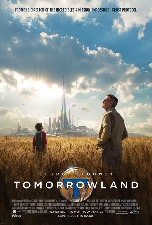 New Movie: Tomorrowland