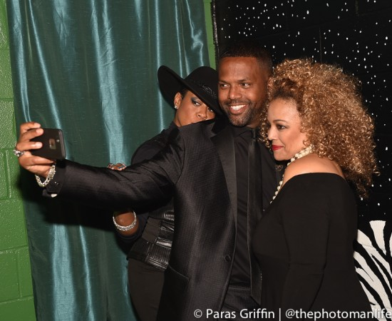 selfie time with aj