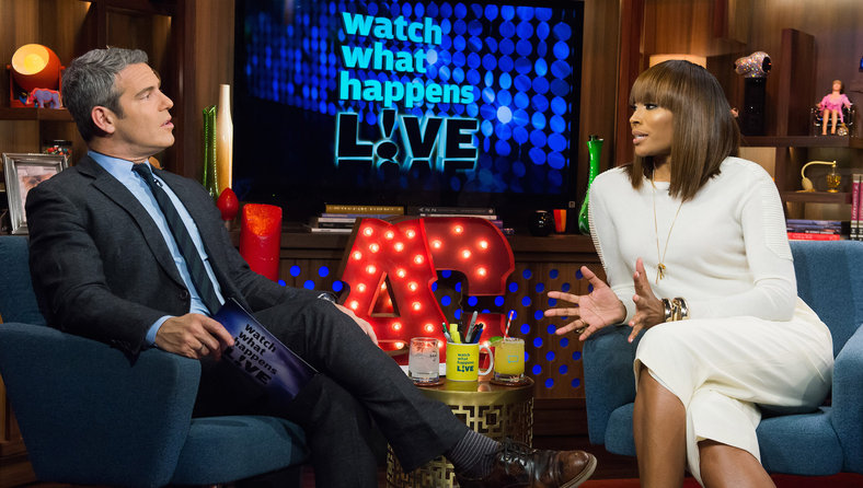 In Case You Missed It: Cynthia Bailey Stops By 'Watch What Happens Live'