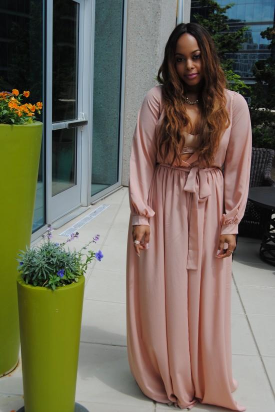 Chrisette Michele Tea Party
