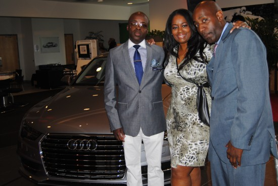 Forward Achievers Presented By Audi