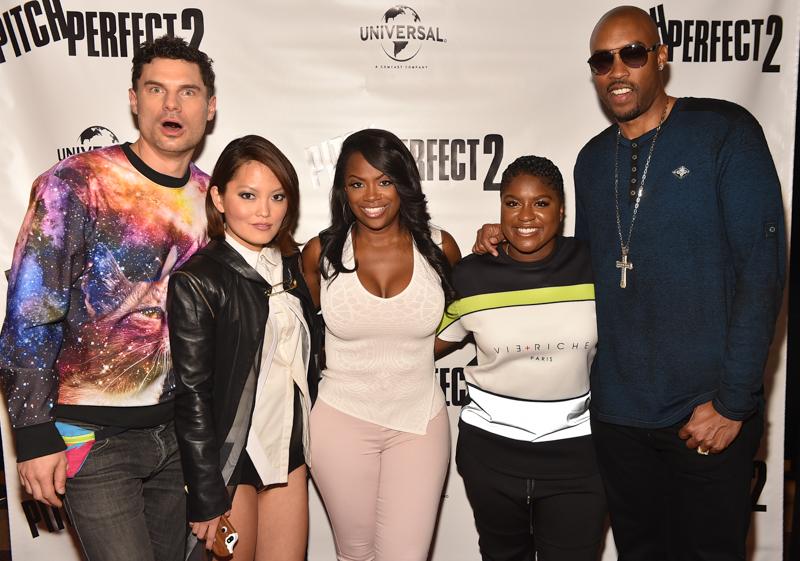 'Pitch Perfect 2' Atlanta Premiere Hosted by Kandi Burruss