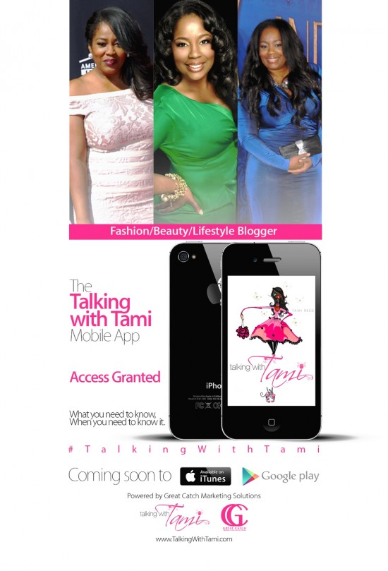 Talking With Tami mobile App