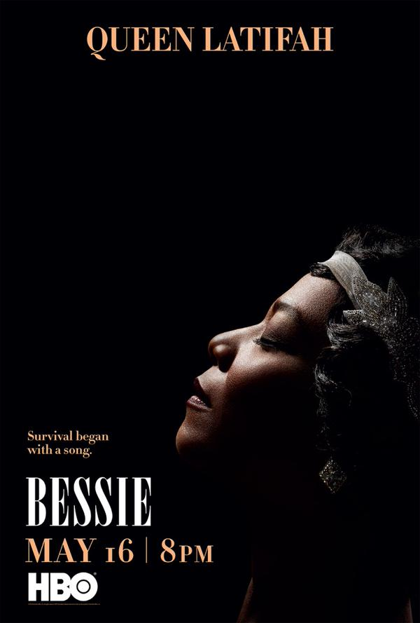 New Movie: 'Bessie' Starring Queen Latifah