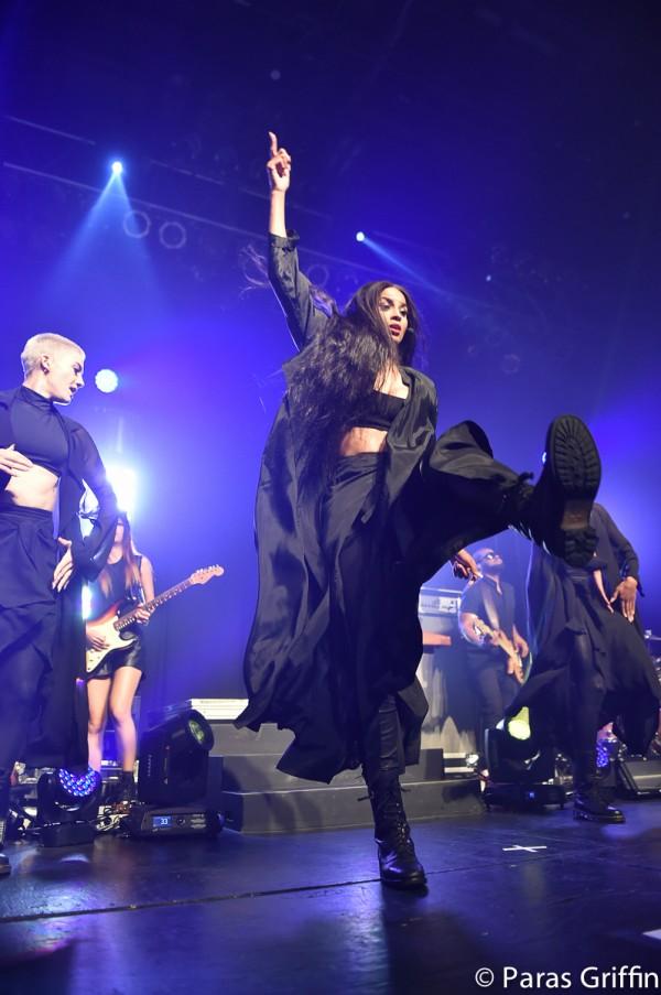 ciara in concert in atl 2015