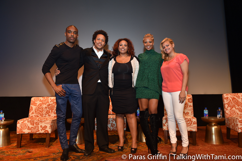 Private Screening of 'Sister Code' In Atlanta With Eva Marcille