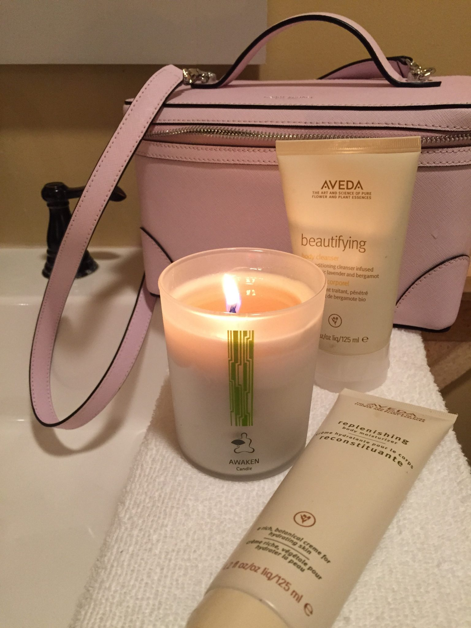 Currently Obsessed With: Aveda Skin Care Products