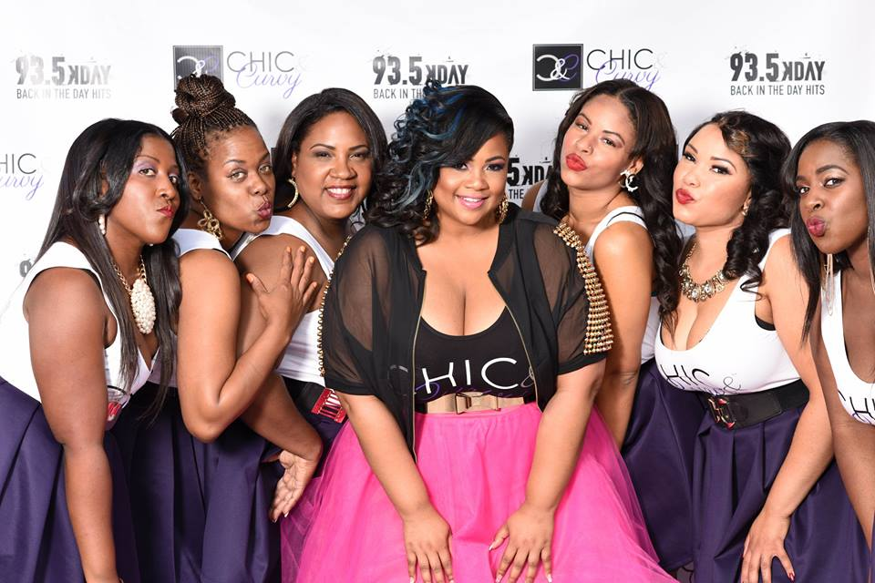 Chic & Curvy Boutique Hosts Sip N Shop