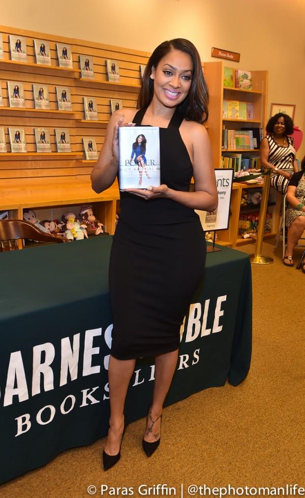 lala book signing