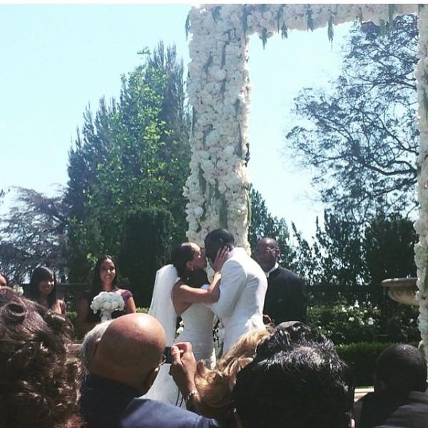 lance gross wedding