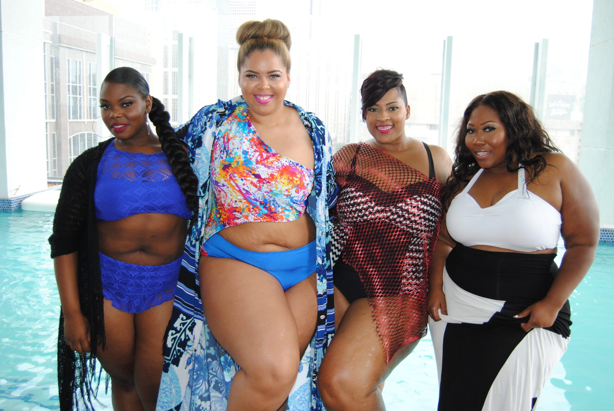 Recap: The Curvy Fashionista Swim Fashion Show