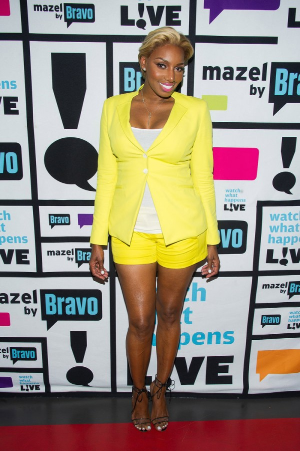WATCH WHAT HAPPENS LIVE -- Episode 12079 -- Pictured: NeNe Leakes -- (Photo by: Charles Sykes/Bravo)