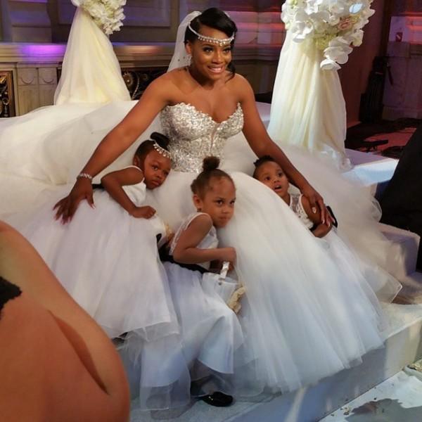 yandy smith wedding