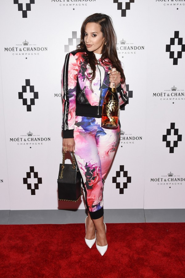 NEW YORK, NY - JUNE 03:  Actress Dascha Polanco attends the Moet Nectar Imperial Rose x Marcelo Burlon Launch Event on June 3, 2015 in New York City.  (Photo by Andrew H. Walker/Getty Images for Moet)