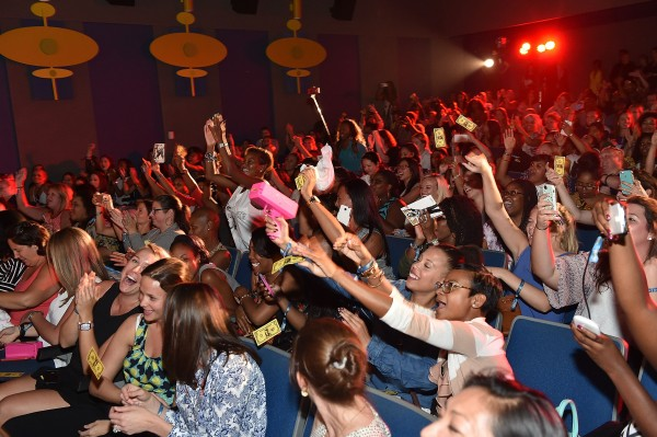 """ATLANTA, GA - JUNE 23:  A general view of the """"Magic Mike XXL"""" Ladies Night Out Advanced Screening at Landmark Midtown Art Cinema on June 23, 2015 in Atlanta, Georgia.  (Photo by Paras Griffin/Getty Images for Warner Bros)"""