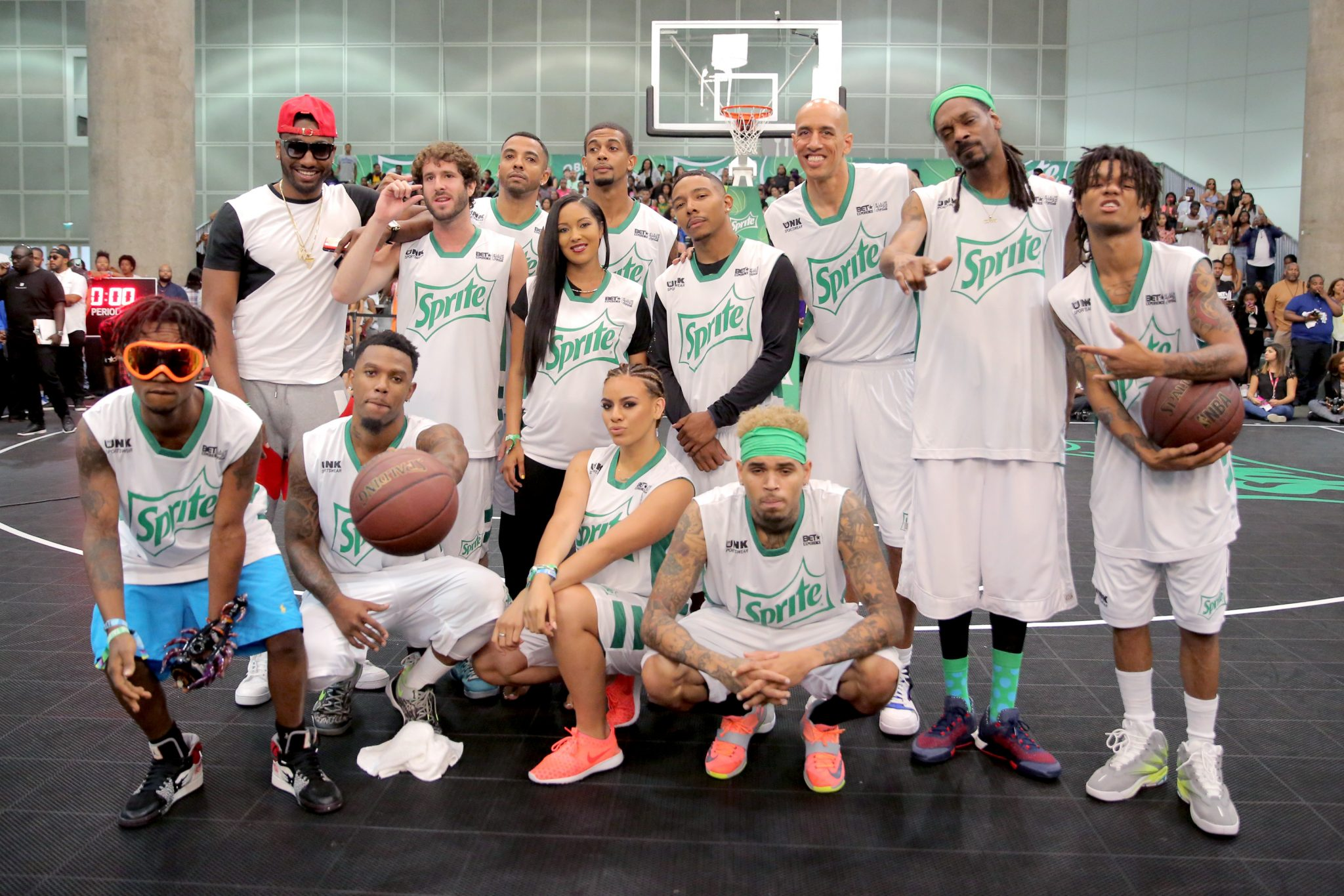 How To Enter VH1's BET Experience Celebrity Basketball ...