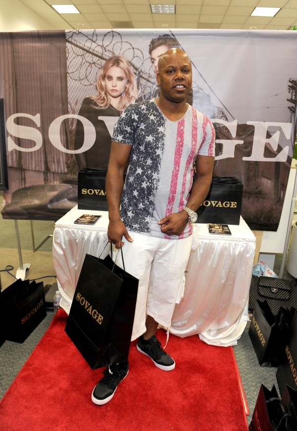 LOS ANGELES, CA - JUNE 27:  Rapper Too $hort attends the BETX gifting suite during the 2015 BET Experience at the Los Angeles Convention Center on June 27, 2015 in Los Angeles, California.  (Photo by Amy Graves/BET/Getty Images for BET)