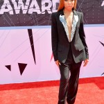 LOS ANGELES, CA - JUNE 28:  Recording artist Lil' Mama attends the 2015 BET Awards at the Microsoft Theater on June 28, 2015 in Los Angeles, California.  (Photo by Earl Gibson/BET/Getty Images for BET)