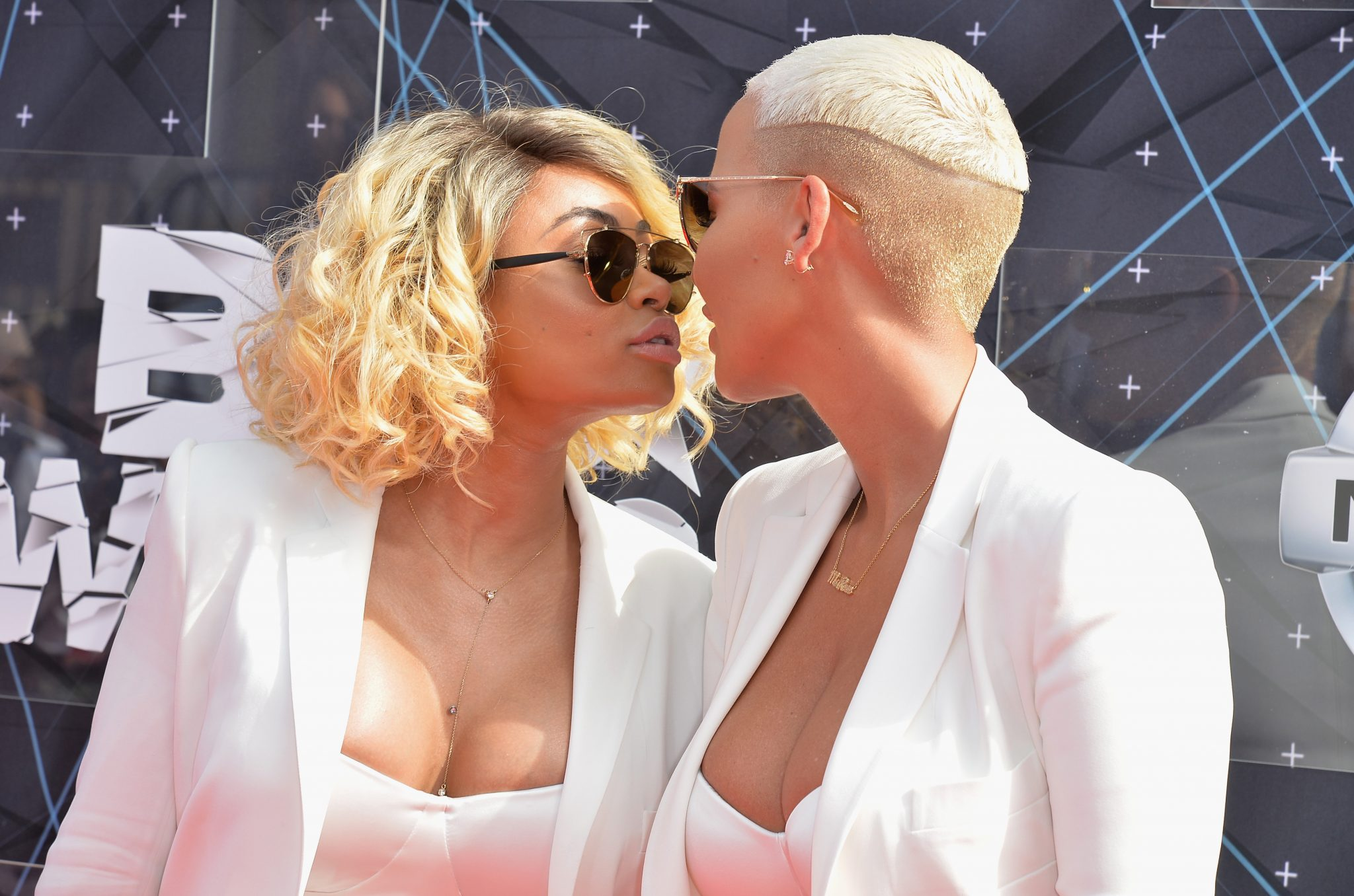 Coupled Up At The 2015 BET Awards