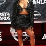 LOS ANGELES, CA - JUNE 28:  Reality TV personality Joseline Hernandez attends the 2015 BET Awards at the Microsoft Theater on June 28, 2015 in Los Angeles, California.  (Photo by Frederick M. Brown/Getty Images for BET)