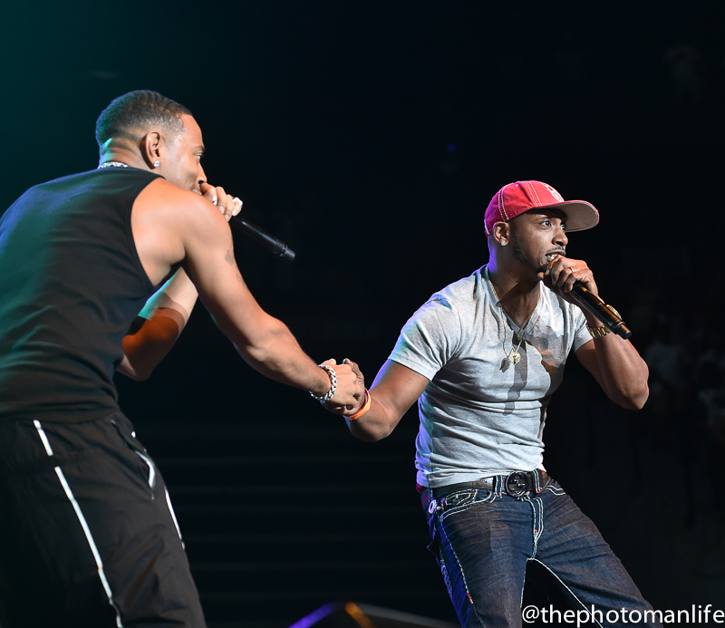 Ludacris Brings Out Mystikal At HOT 107.9's Birthday Bash
