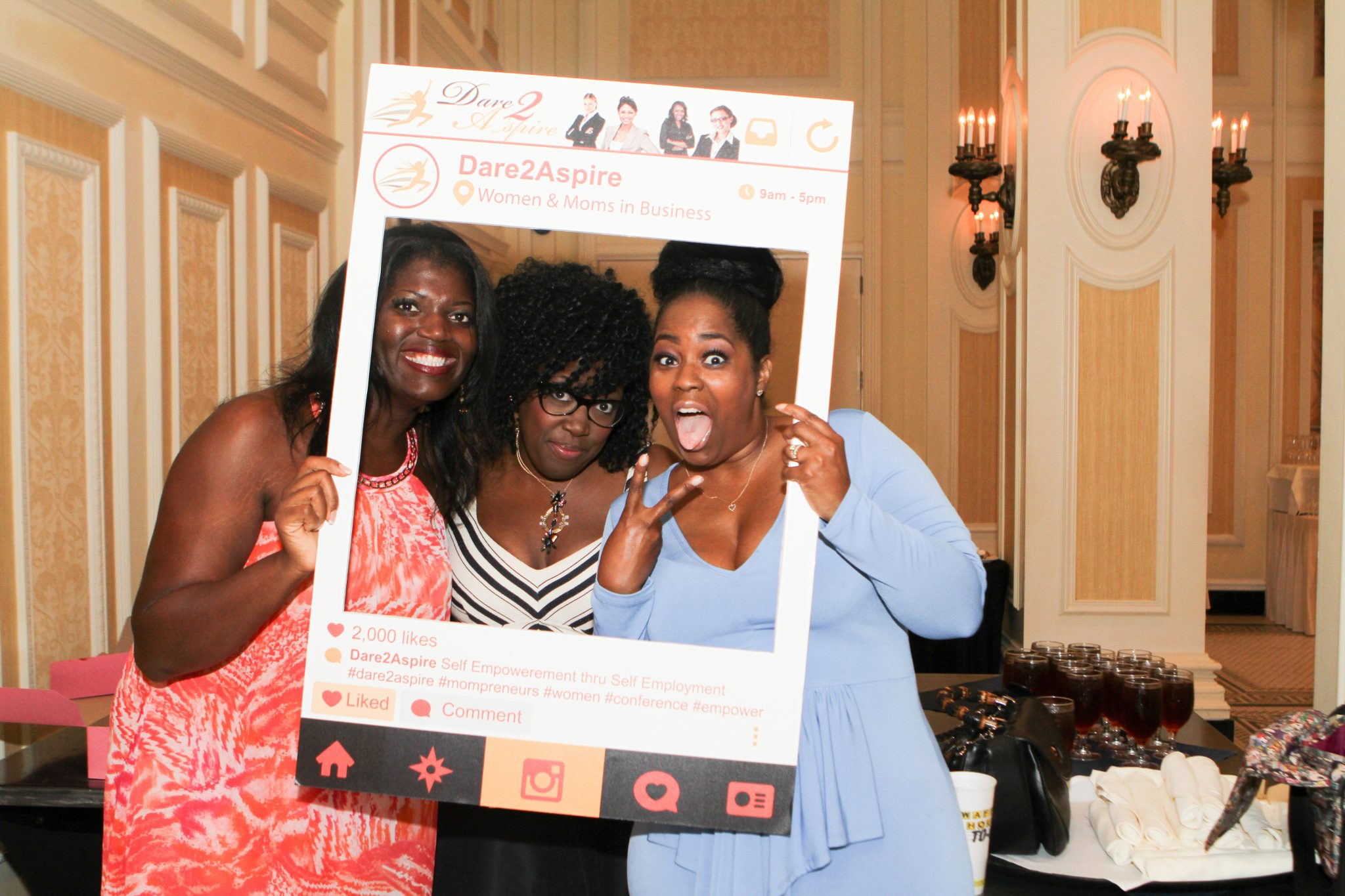 Recap: Dare 2 Aspire Women's Conference
