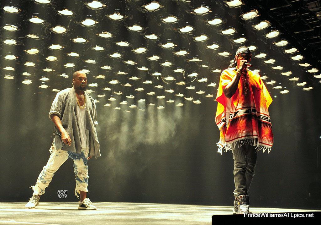 Kanye West, Drake, Nicki Minaj & More Perform At Hot 107.9's #BirthdayBash20!