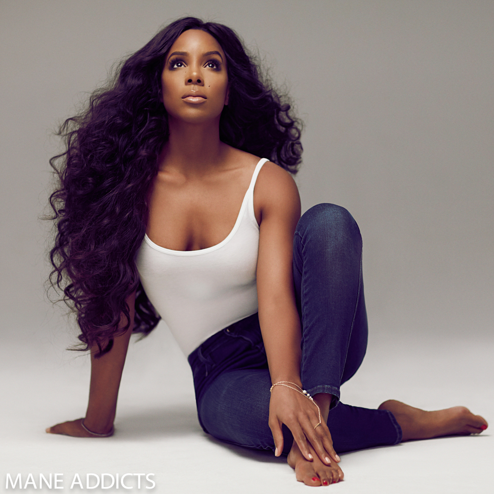 Kelly Rowland For Mane Addicts