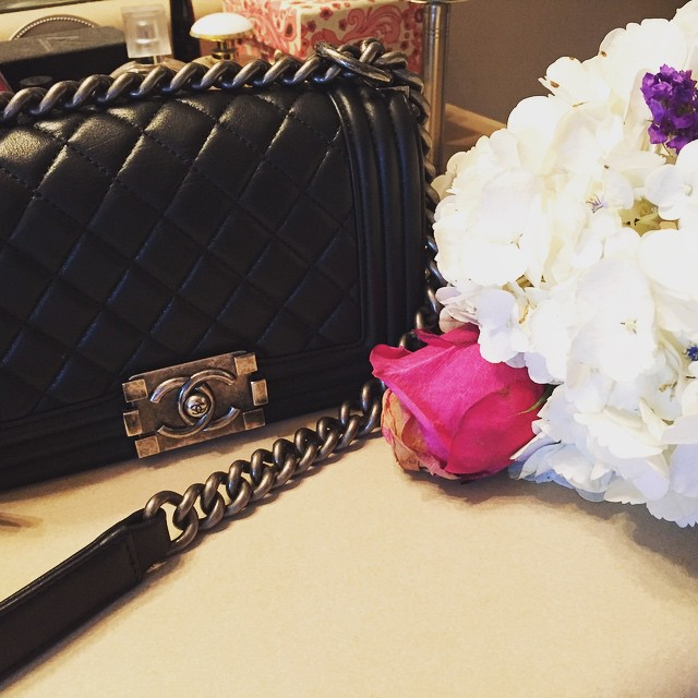 Currently Obsessed With: Chanel Boy Bag