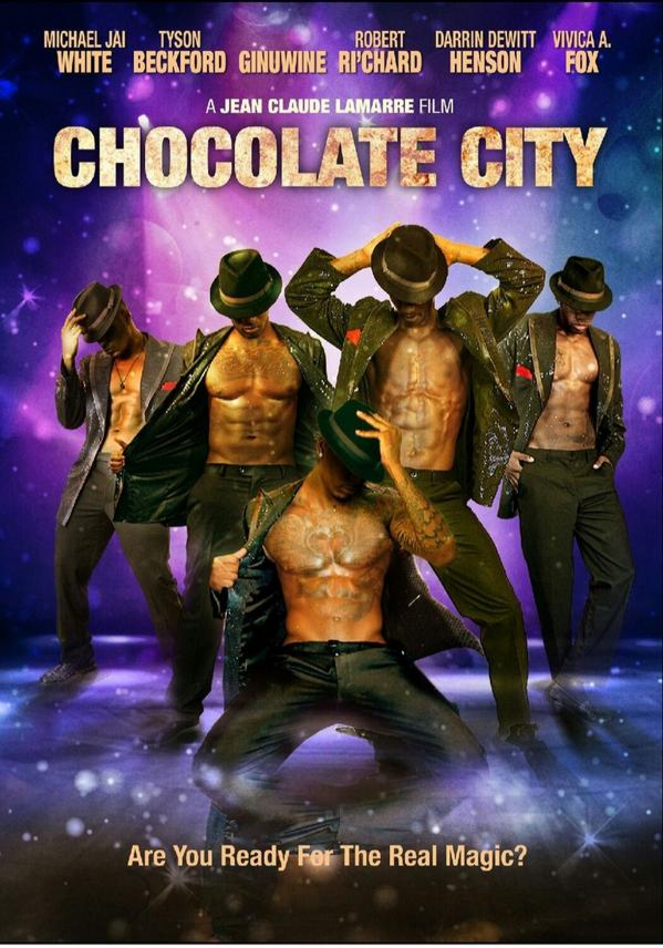 "Are You Ready For The Real Magic? ""Chocolate City"" on BET Tonight!"