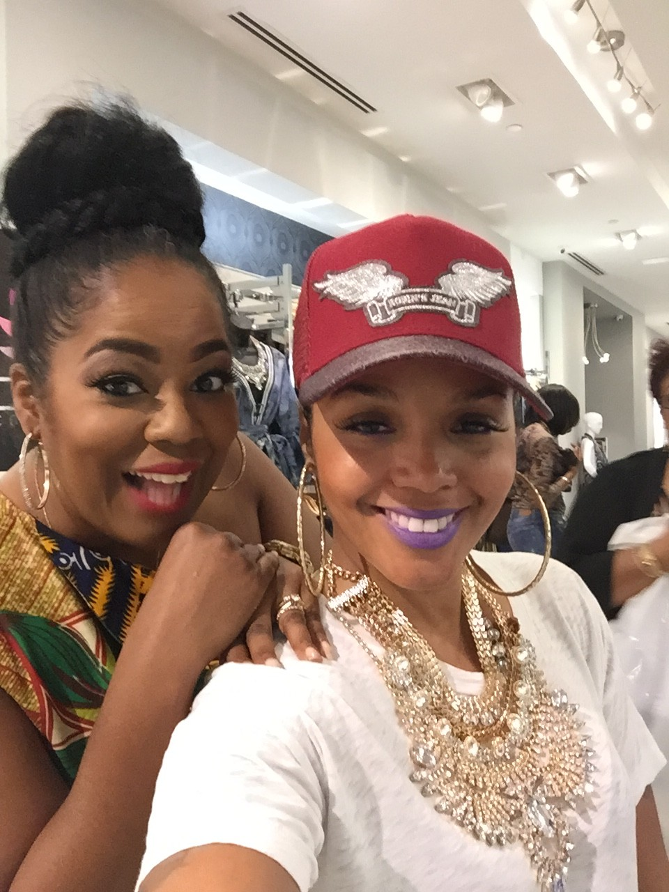Peek Inside: Love & Hip Hop Atlanta's Reality Star Rasheeda's 'Pressed' Boutique