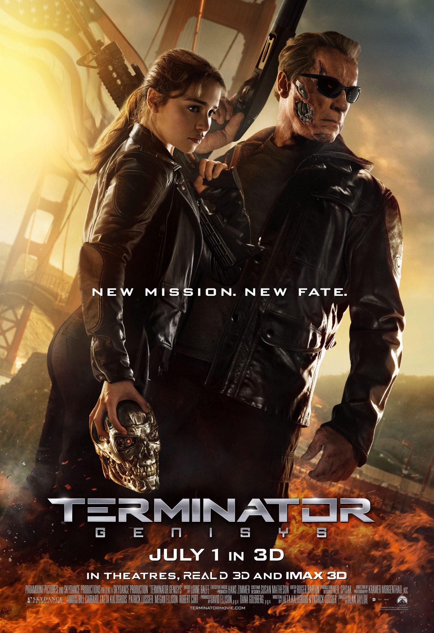 New Movie: Terminator Genisys