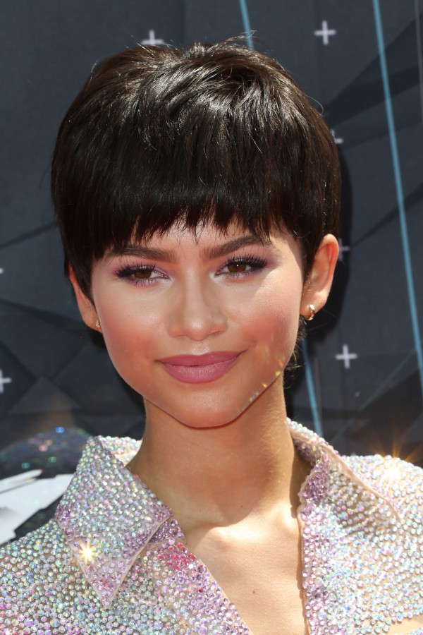 LOS ANGELES, CA - JUNE 28:  Actress Zendaya attends the 2015 BET Awards at the Microsoft Theater on June 28, 2015 in Los Angeles, California.  (Photo by Frederick M. Brown/Getty Images for BET)